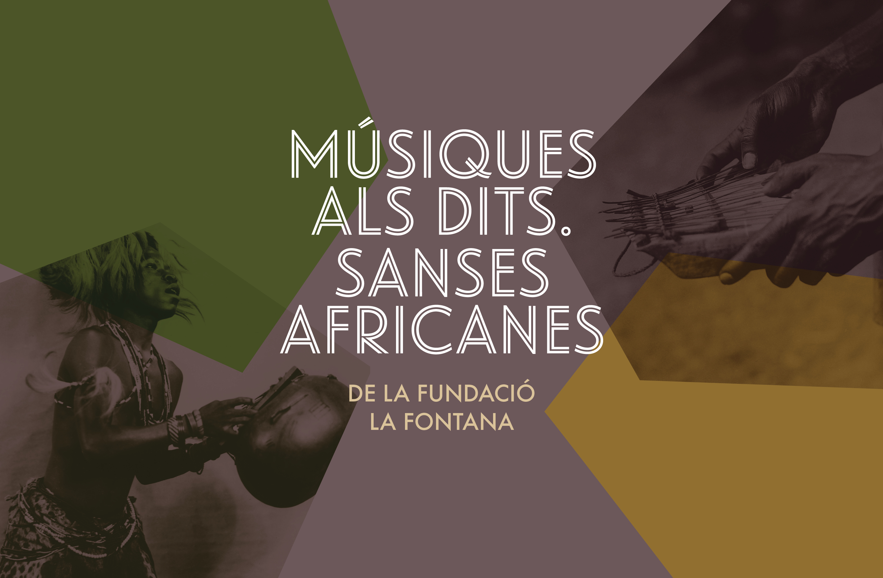 Music in your Fingers. African Sansas